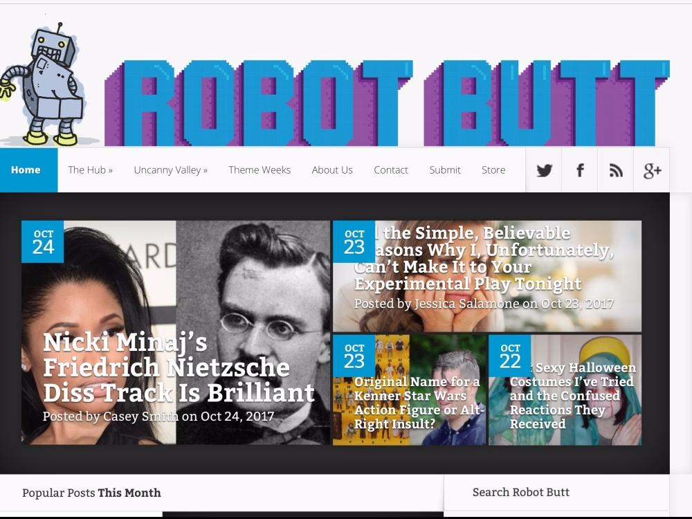 RobotButtCasey